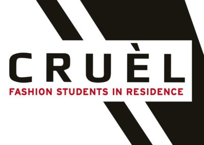 CRUÉL – Fashion Students in Residence