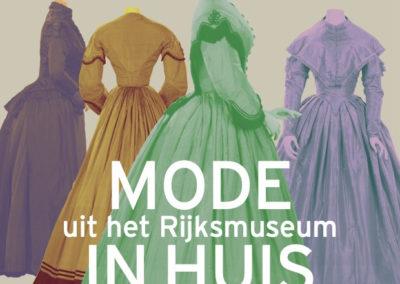 Mode uit het rijksmuseum in huis
