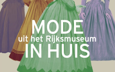 Fashion from the rijksmuseum at home