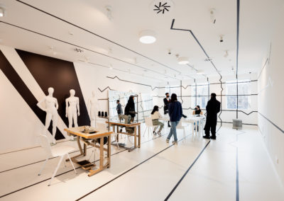 CRUÈL – Fashion Students in Residence