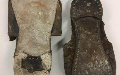 Het mysterie van de oude schoenen