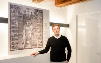 Met Pieter-Jan op ontdekking door de collectie